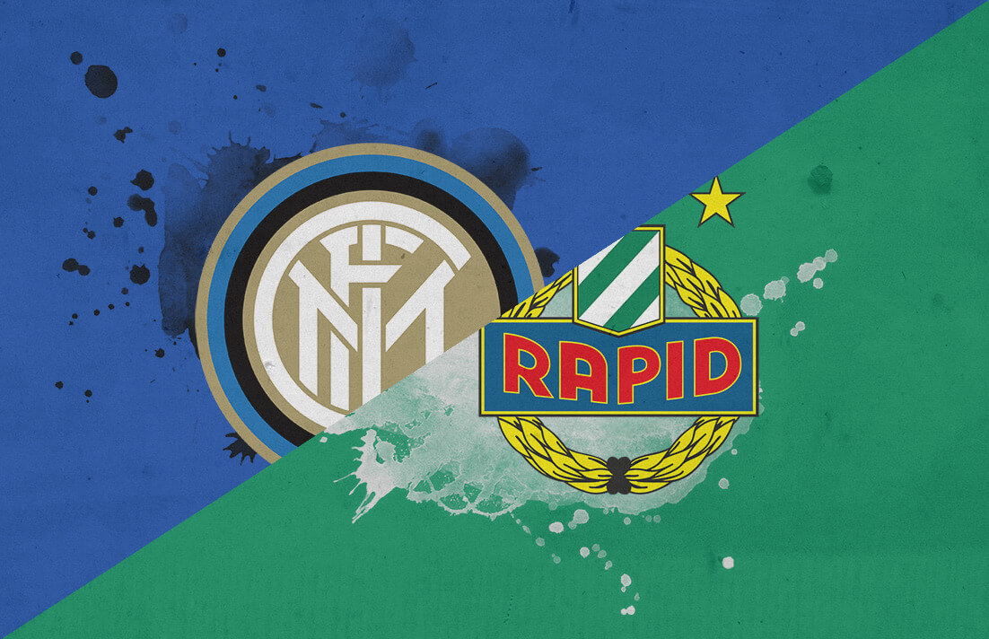 UEFA Europa League 2018/19 Inter Rapid Vienna Tactical Analysis Statistics