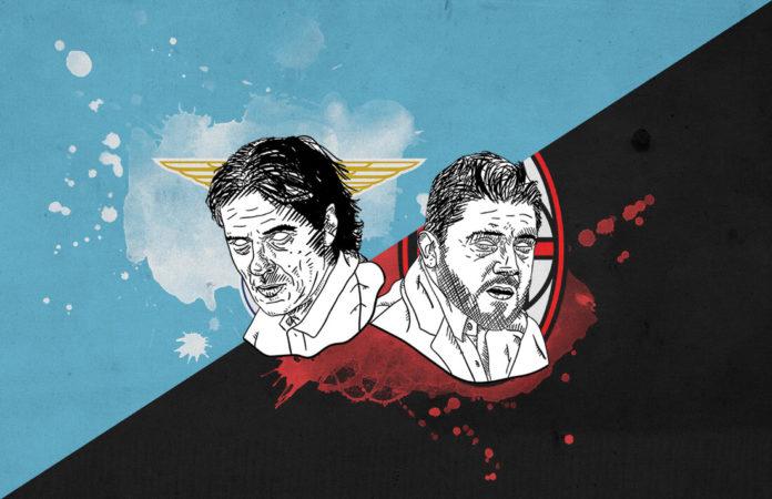 Coppa Italia 2018/19 Lazio Milan Tactical Analysis Statistics