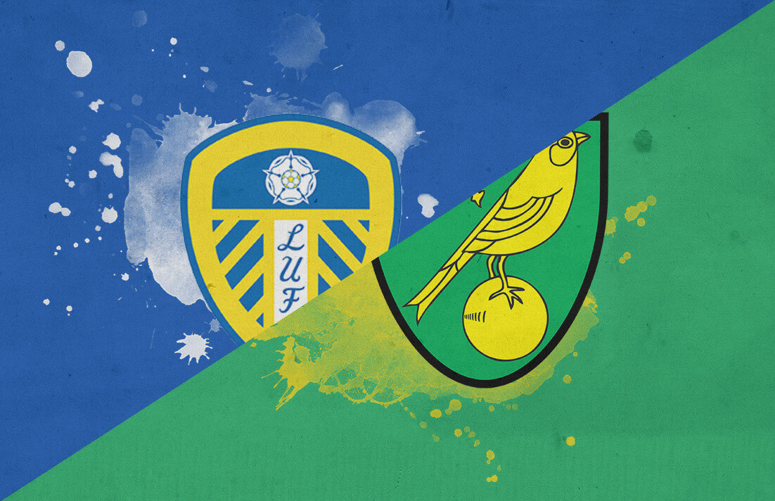 EFL Championship 2018/19: Leeds United Norwich City Tactical Analysis Statistics