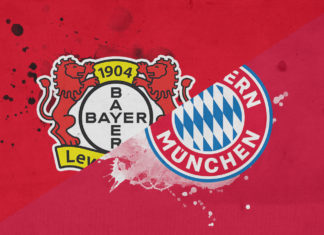 Bundesliga 2018/19: Bayer Leverkusen Bayern Munich Tactical Analysis Statistics