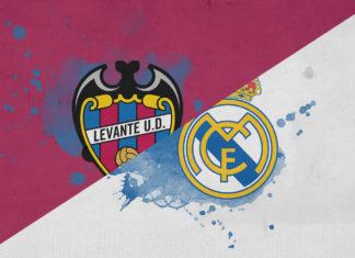 La Liga 2018/19 Levante Real Madrid Tactical Analysis Statistics
