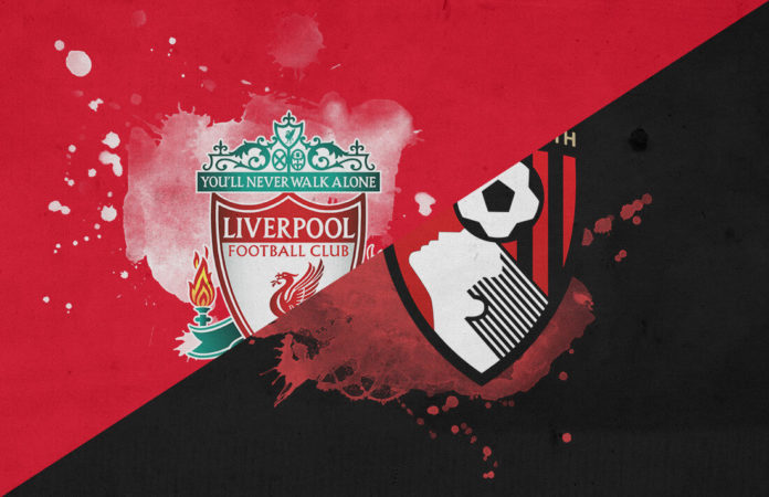 Premier League 2018/19 Liverpool Bournemouth Tactical Analysis Statistics
