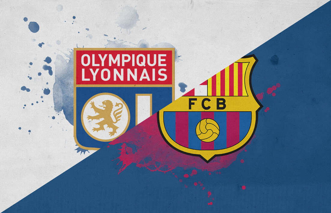 UEFA Champions League 2018/19 Lyon Barcelona Tactical Preview Analysis Statistics