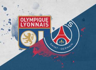 Ligue 1 2018/19 Olympique Lyonnais Paris Saint-Germain Tactical Analysis Statistics