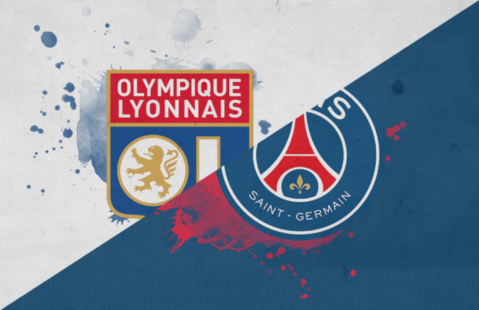 Ligue 1 2018/19 Olympique Lyonnais Paris Saint-Germain Tactical Analysis Statistics