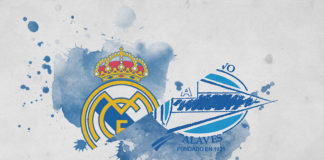 La Liga 2018/19 Real Madrid Deportivo Alaves Tactical Analysis Statistics