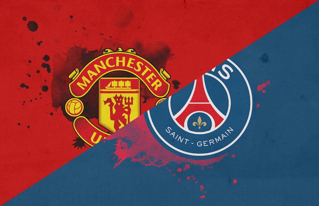 Image result for manchester united vs psg