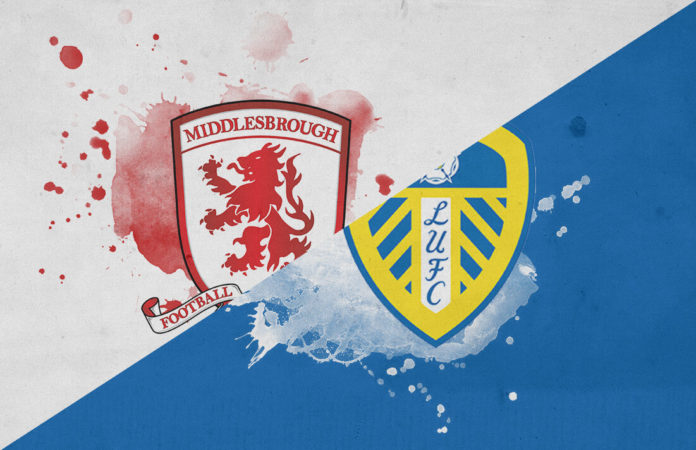 EFL Championship 2018/19 Middlesbrough Leeds Tactical Analysis Statistics