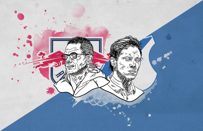 Bundesliga 2018/19 RB Leipzig Hoffenheim Tactical Analysis Statistics