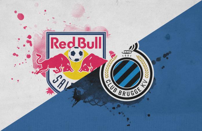 Europa League 2018/19 Red Bull Salzburg Club Brugge Tactical Analysis Statistics