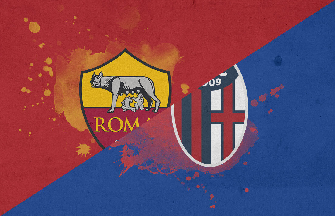 Serie A 2018/19 Roma Bologna Tactical Analysis Statistics