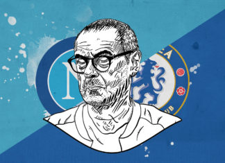 Maurizio Sarri Chelsea Napoli Head Coach Tactical Analysis Statistics