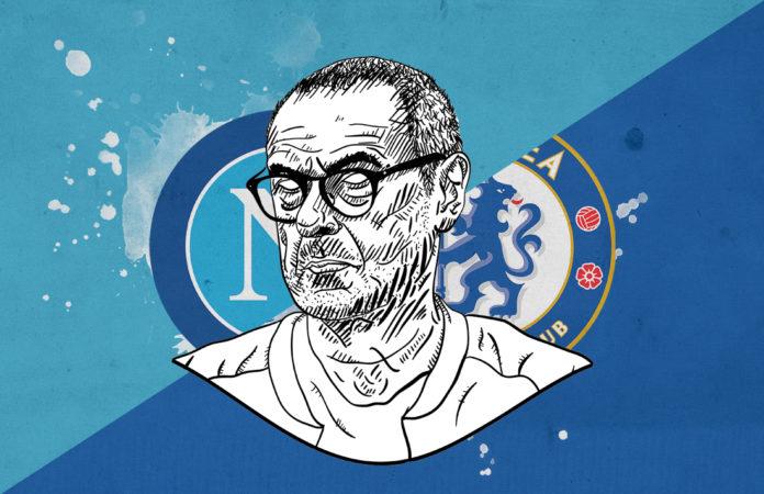 Maurizio Sarri Chelsea Napoli Head Coach Tactical Analysis Statistics