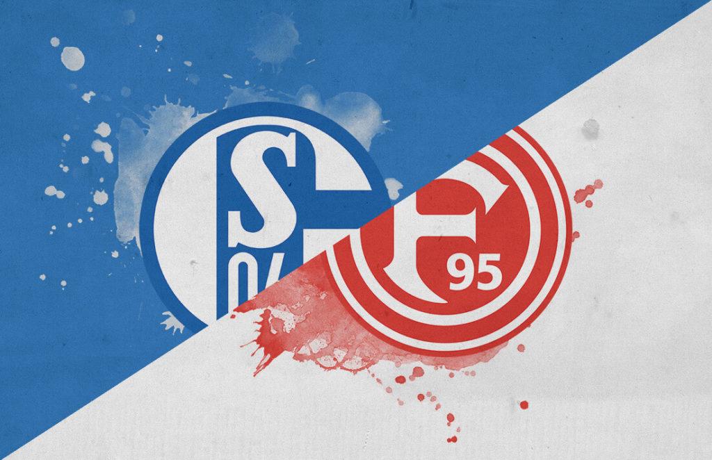DFB Pokal 2018/19 Schalke Fortuna Dusseldorf Tactical Analysis Statistics