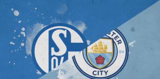 UEFA Champions League 2018/19 Schalke Manchester City tactical Analysis Statistics