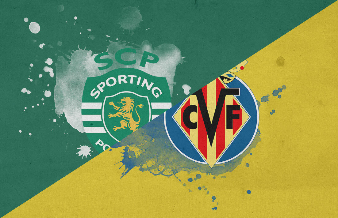 UEFA Europa League 2018/19 Sporting Villareal Tactical Analysis Statistics