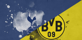 Tottenham Dortmund Champions League Tactical Analysis Statistics