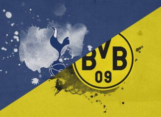 Tottenham Dortmund Champions League Tactical Analysis Statistics