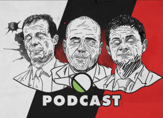 Total Football Analysis Magazine Podcast #1