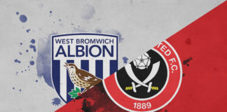 EFL Championship 2018/19 West Brom Sheffield United Tactical Analysis Statistics