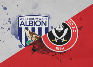 EFL Championship 2018/19 West Brom Sheffield United Tactical Analysis Statistics