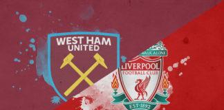 Premier League 2018/19 West Ham Liverpool Tactical Analysis Statistics