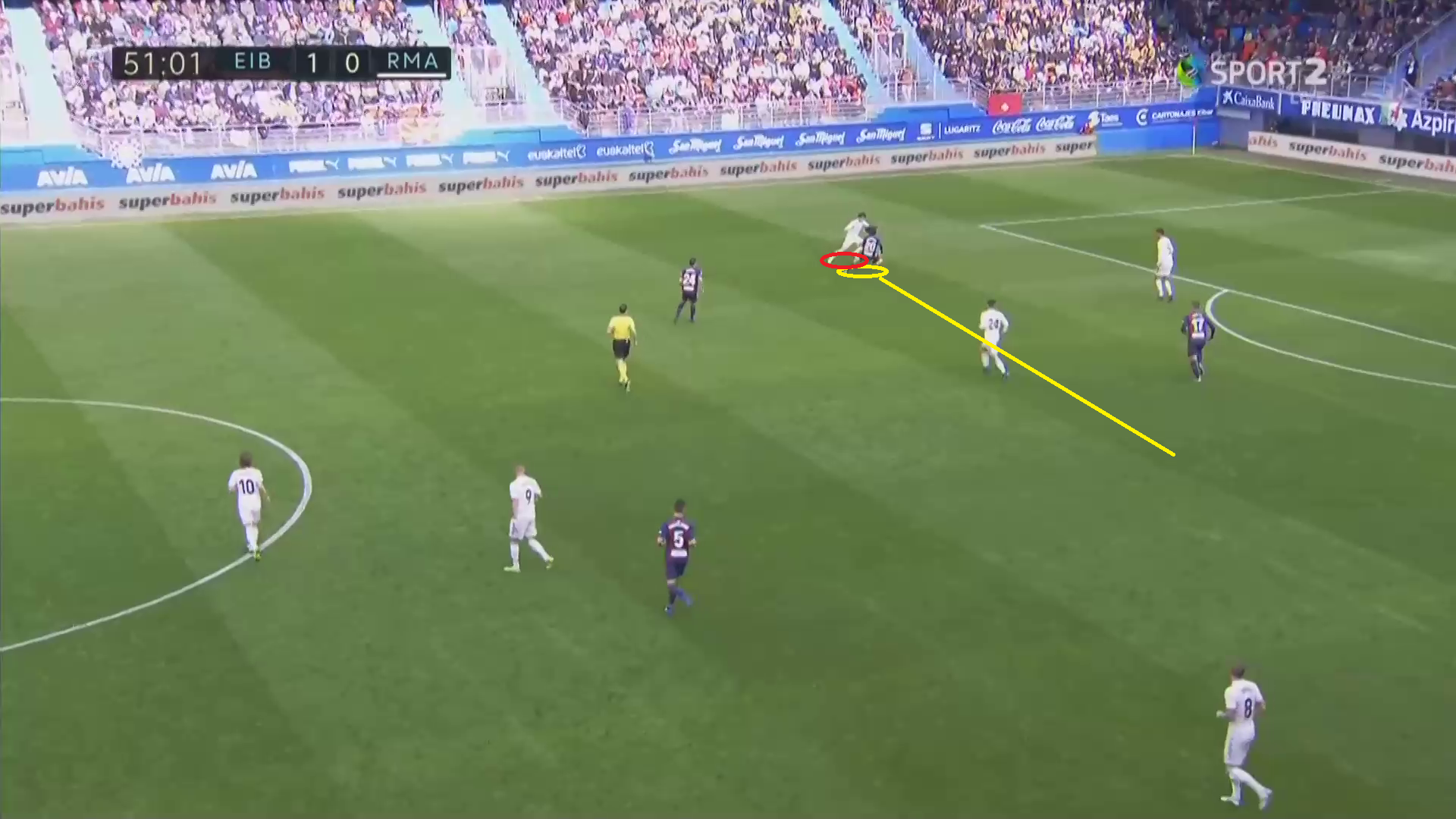 Marc Cucurella Eibar Barcelona Tactical Analysis