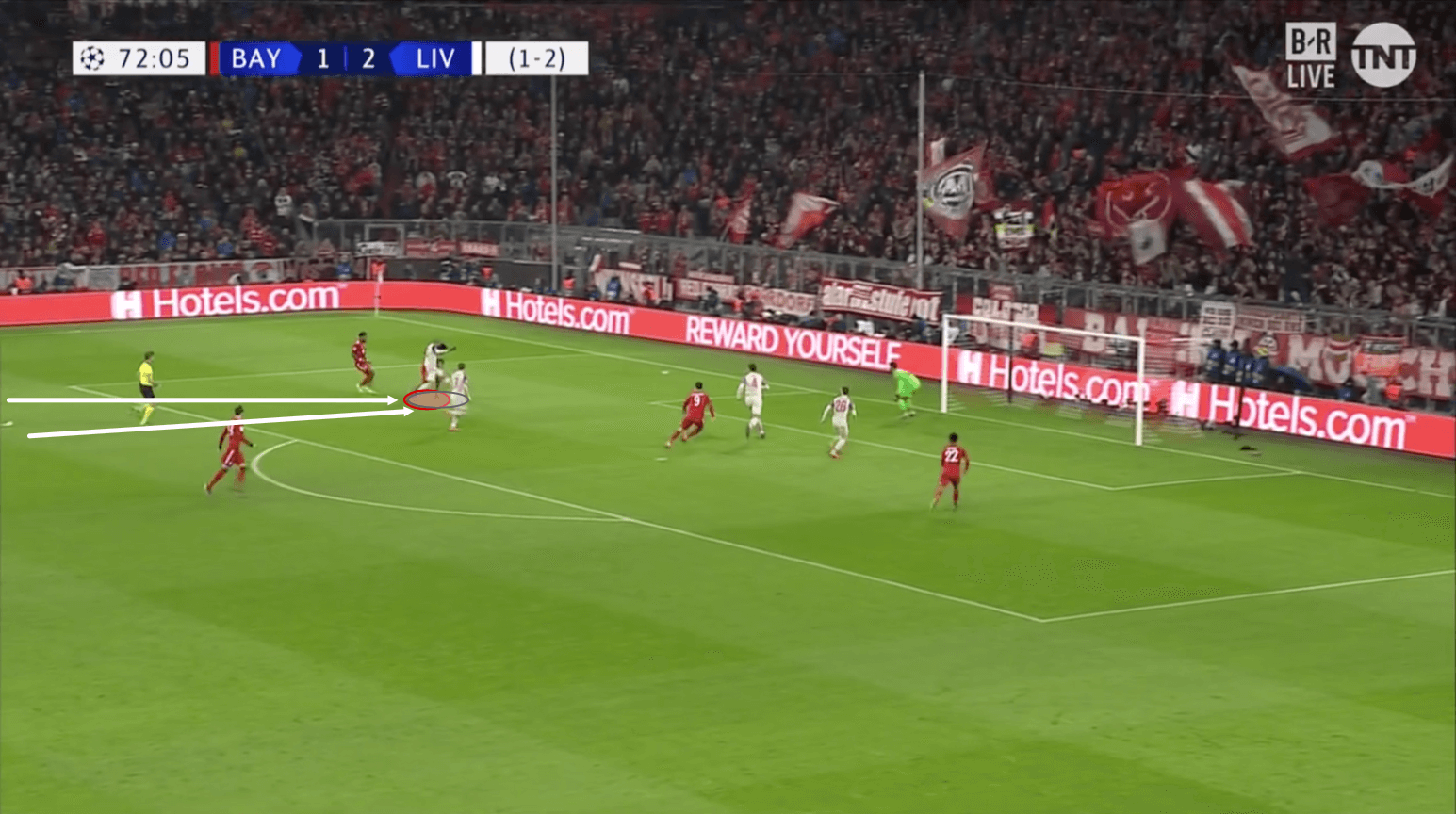 Liverpool Bayern Munich Champions League Tactical Analysis