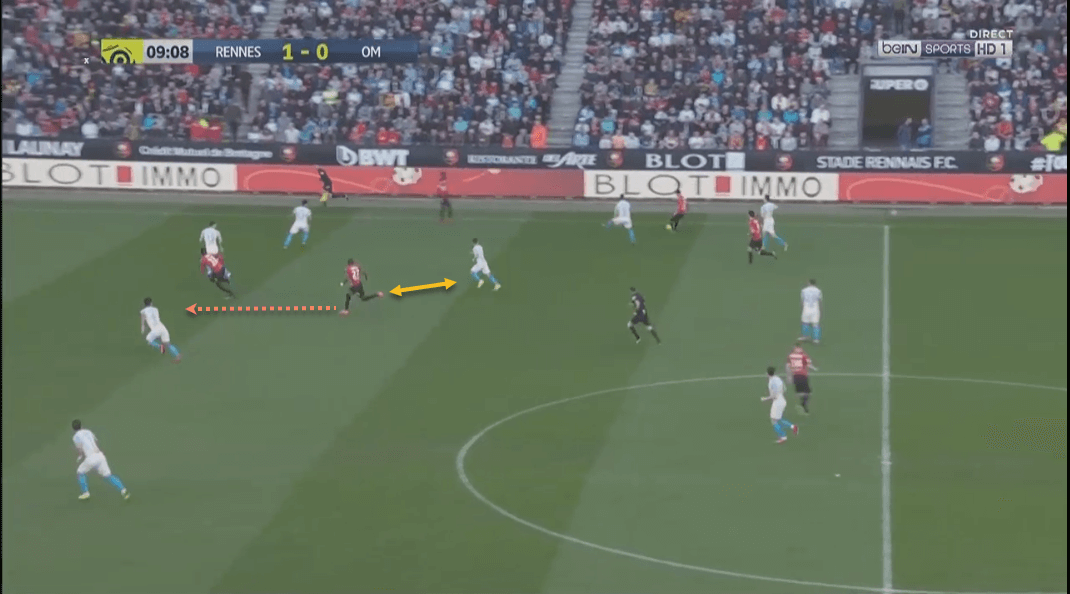 Maxime Lopez Marseille Tactical Analysis Statistics