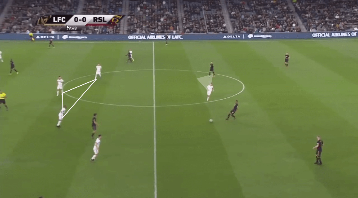 LAFC Real Salt Lake MLS Tactical Analysis