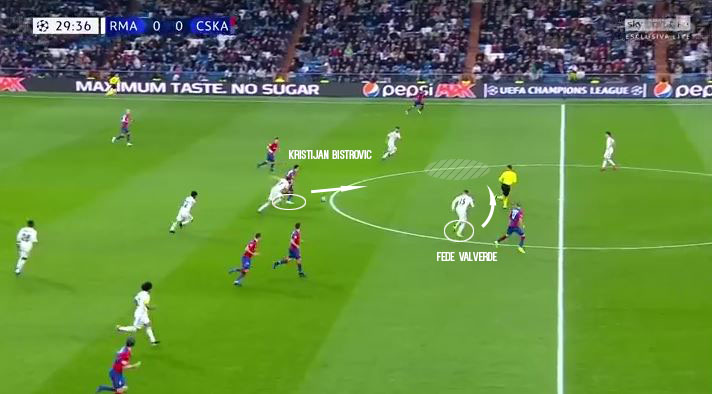 La Liga 2018/19: Federico Valverde Real Madrid Tactical Player Analysis