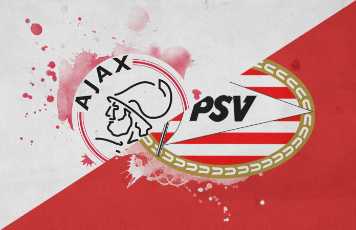 Eredivisie 2018/19 Ajax PSV tactical analysis