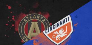 MLS 2019 Atlanta United Cincinnati Tactical Analysis Statistics