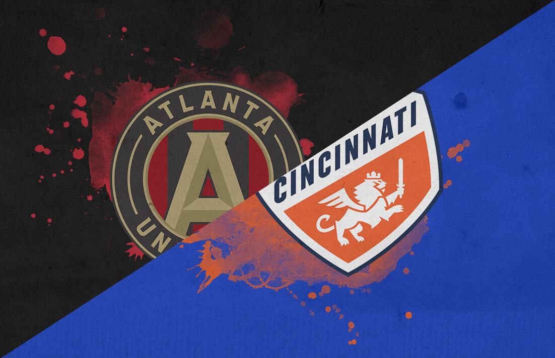 MLS 2019 Atlanta United Cincinnati Tactical Analysis Statistics