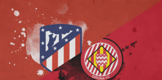 La Liga 2018/19 Atletico Madrid Girona tactical analysis