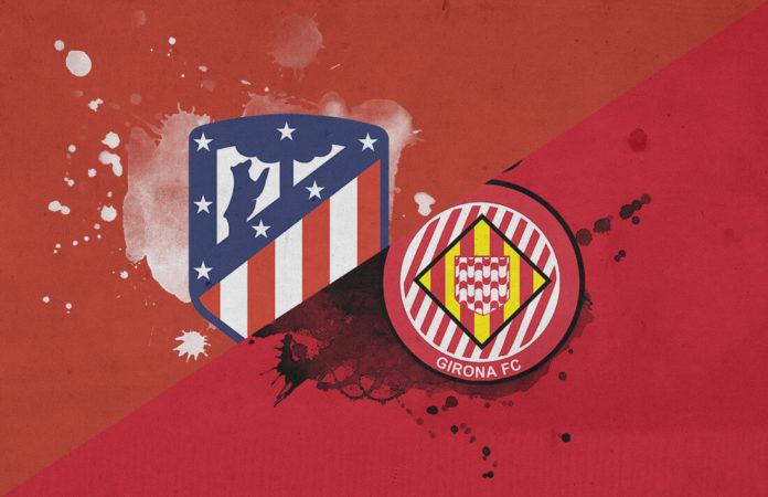 La Liga 2018/19 Atletico Madrid Girona tactical analysis