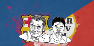 La Liga 2018/19 Barcelona Rayo Vallecano Tactical Analysis Statistics