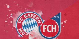 DFB Pokal 2018/19 Bayern Munich Heidenheim tactical analysis