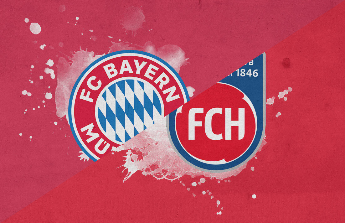 DFB Pokal 2018/19 Bayern Munich Heidenheim tactical analysis