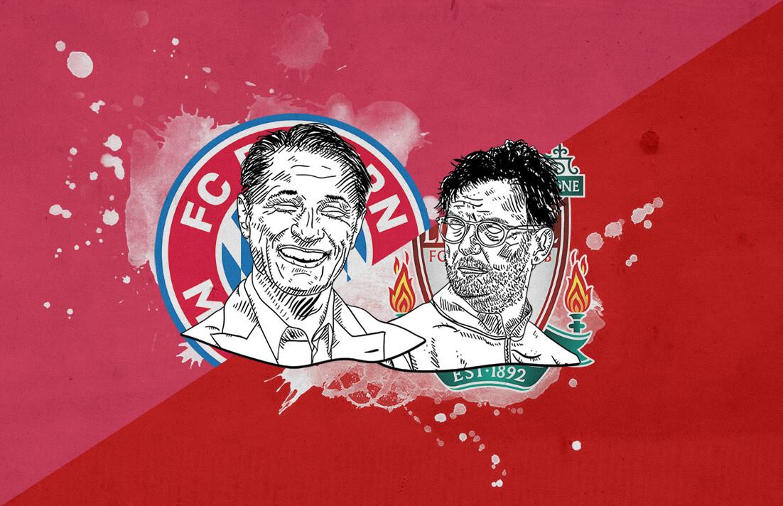 Champions League 2018/19 Bayern Munich Liverpool Tactical Analysis