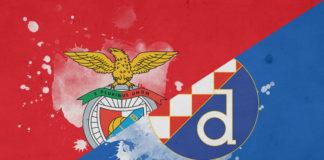 Europa League 2018/19 Benfica Dinamo Zagreb tactical analysis
