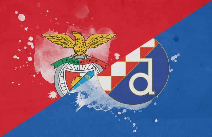 Europa League 2018/19 Benfica Dinamo Zagreb tactical analysis