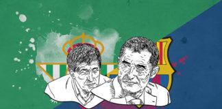 La Liga 2018/19 Real Betis Barcelona tactical analysis