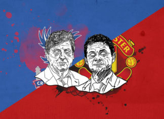 Premier League Crystal Palace Manchester United Tactical Analysis Statistics