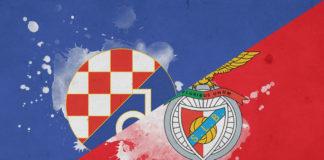 UEFA Europa League 2018/19 DInamo Zagreb Benfica Tactical Analysis Statistics