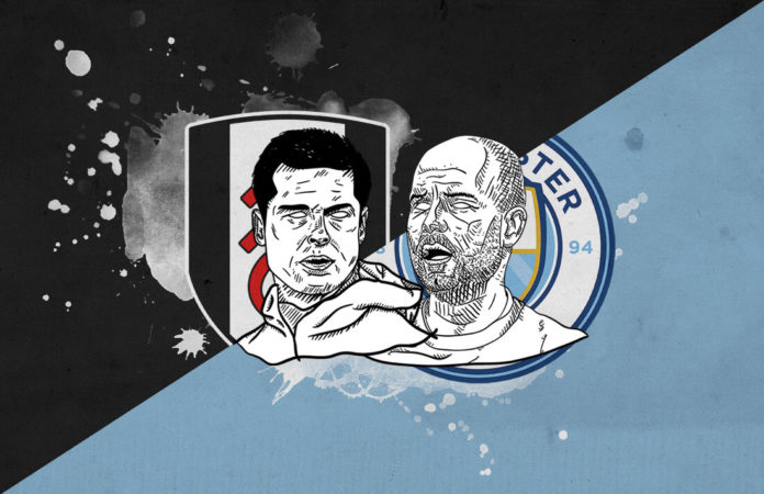 Premier League 2018/19 Fulham Manchester City tactical analysis