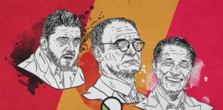 Total Football Analysis Magazine Podcast #4: AC Milan Roma Bayern Munich
