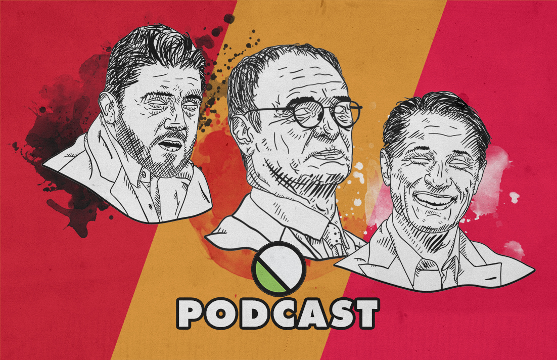 Total Football Analysis Magazine Podcast #4: AC Milan Roma Bayern Munich