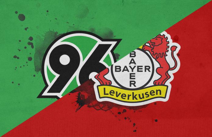 Bundesliga 2018/19 Hannover Bayer Leverkusen Tactical Analysis Statistics
