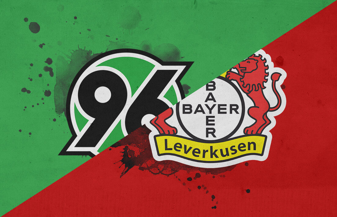 Bundesliga 2018/19 Hannover Bayer Leverkusen Tactical Analysis Statistics